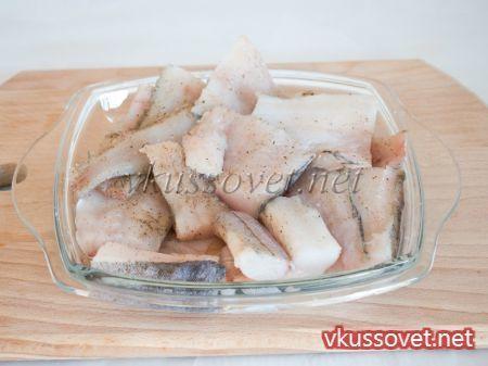 Солянка с рыбой и свежей капустой