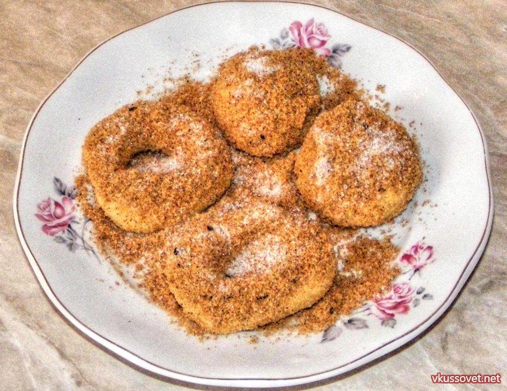 Вареные сырники из творога рецепт с фото пошагово