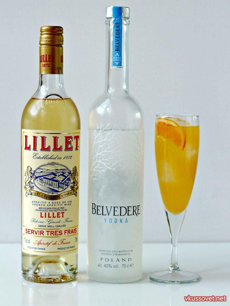 Ликер с водкой рецепт