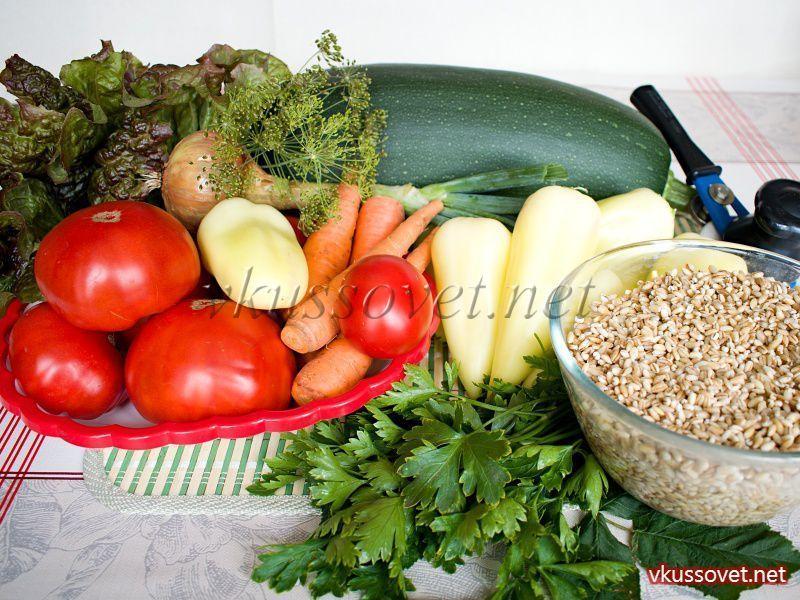 Рассольник с перловкой и фрикадельками рецепт с фото