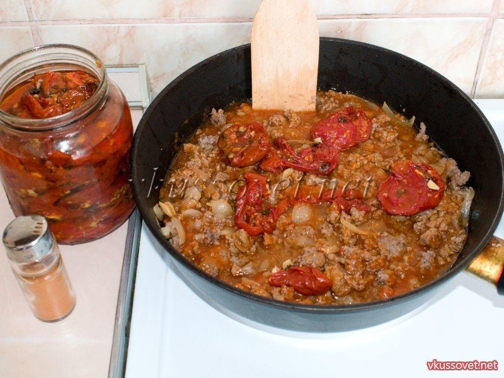 макароны в духовке рецепты с фаршем