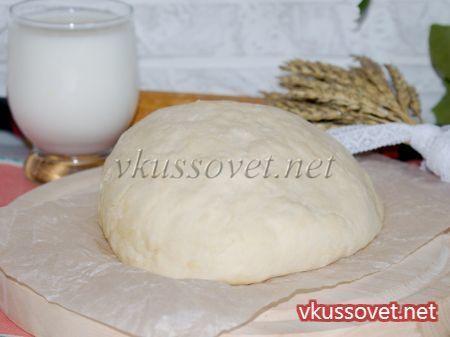 рецепт на тесто для пирожков в духовке