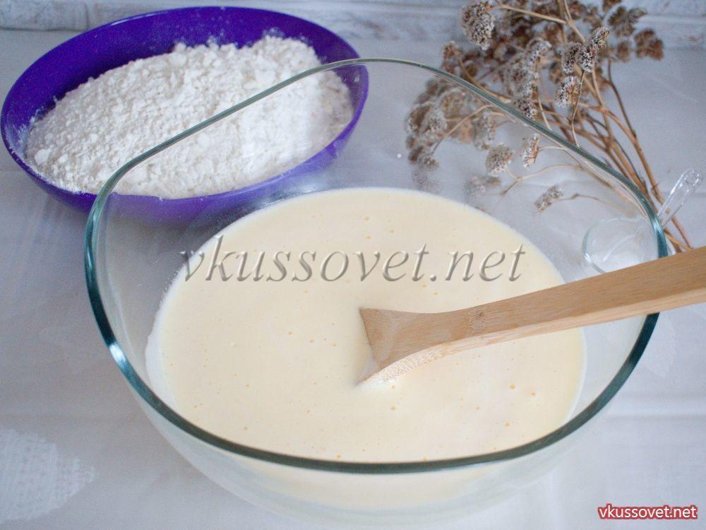 Пошаговый рецепт с гренок