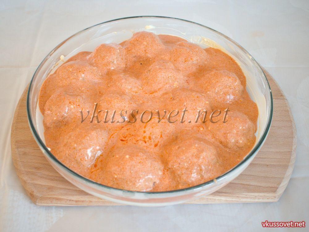 Рецепт приготовления тефтелей с пошагово