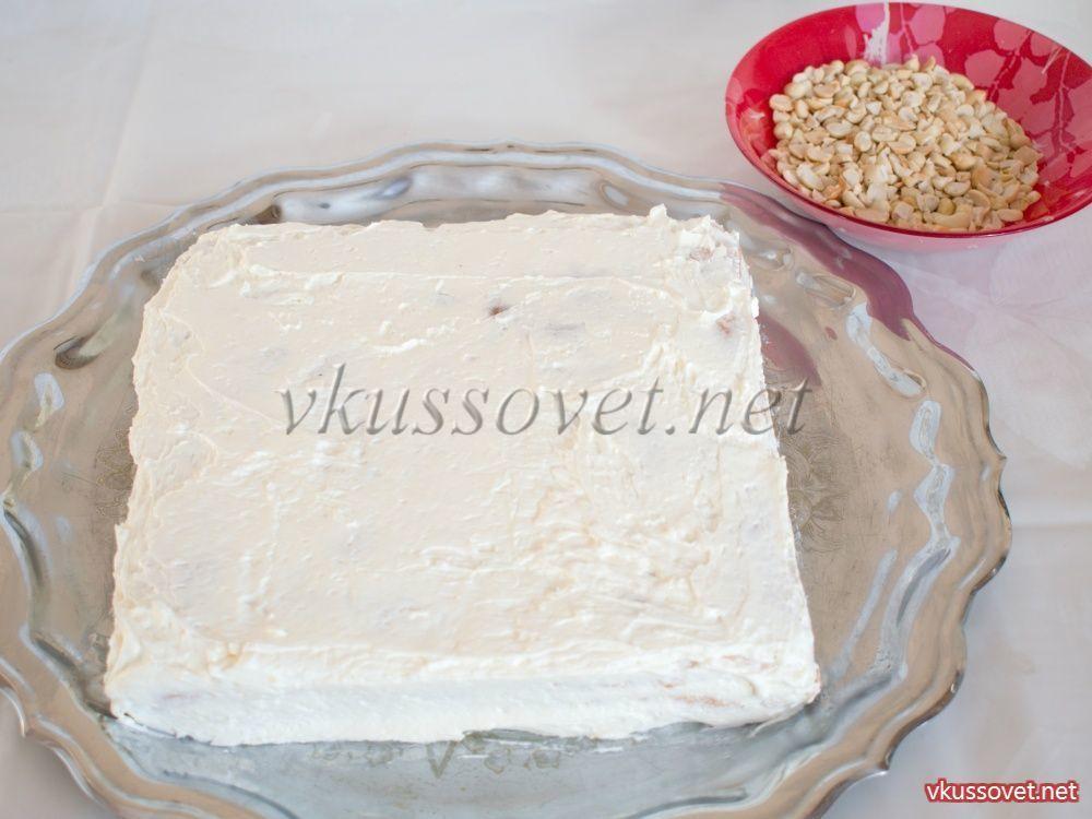Торты по госту рецепт пошагово