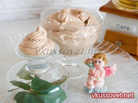 Масляный крем с какао