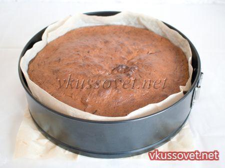 Торт «Панчо» с ананасами, пошаговый рецепт с фото