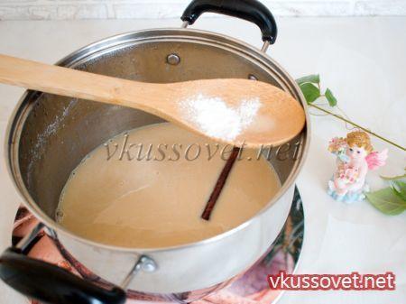 Как сделать карамельный сироп 235