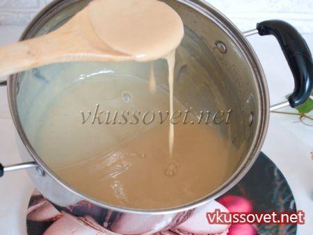 Как сделать карамельный сироп 113