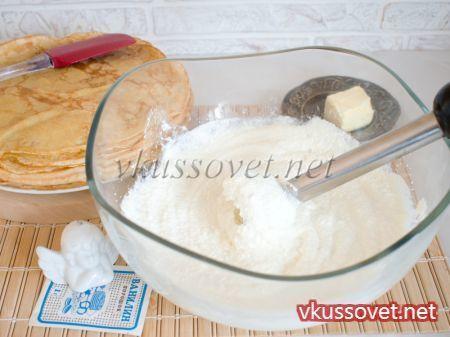 Блины из тыквы с творогом, рецепт пошаговый с фото