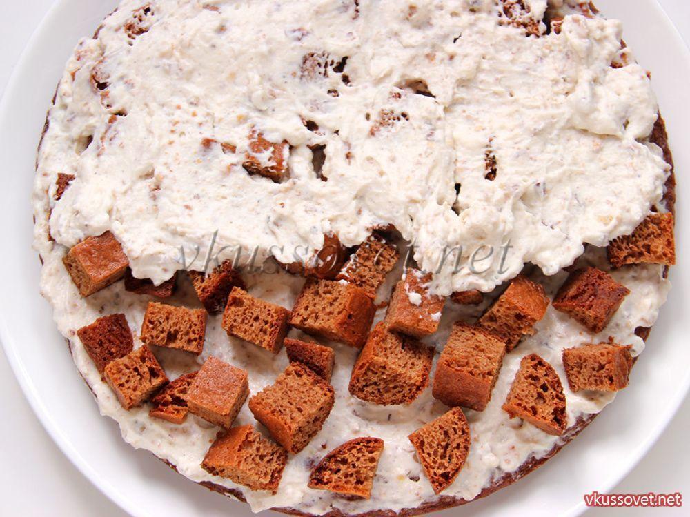 Торт панчо классический рецепт с фото пошагово