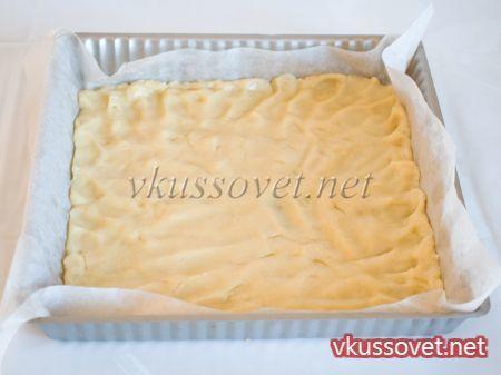 Торт «Воздушный сникерс»