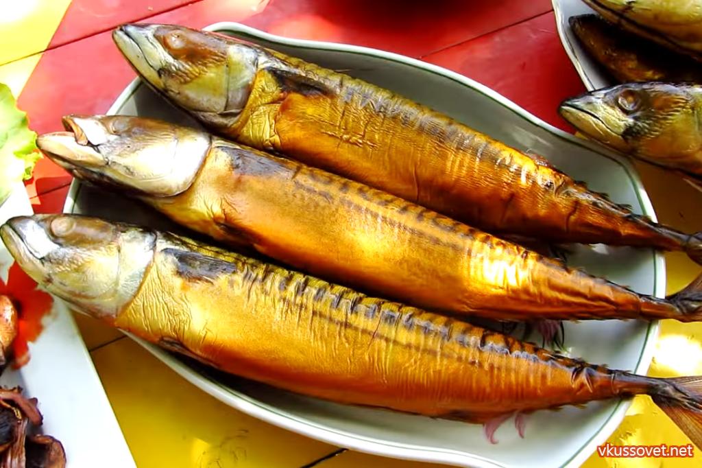 Засолить рыбу для копчения в домашних условиях