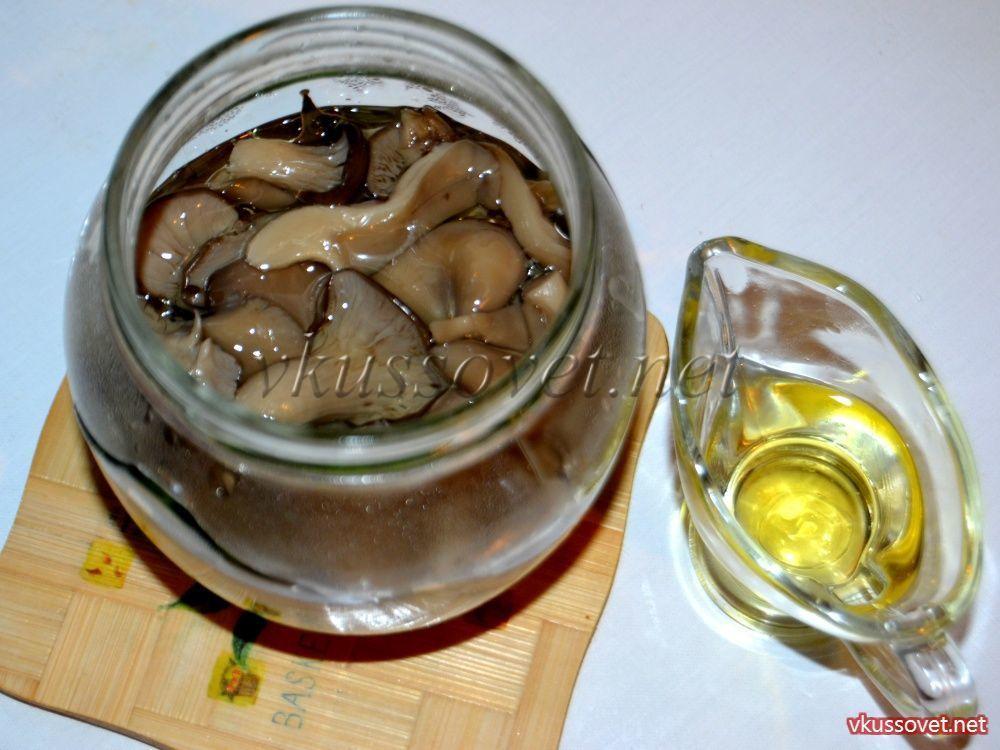 Как мариновать грибы в домашних условиях рецепт с фото 151