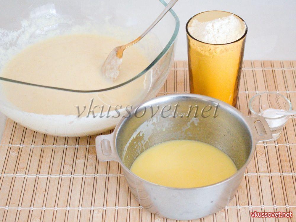 Как приготовить манник на кефире рецепт с пошагово