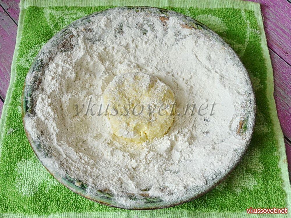 Простой рецепт сырников из творога пошаговый рецепт