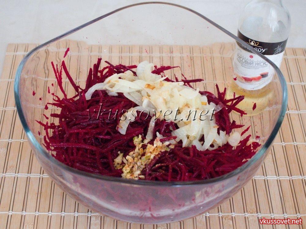 Свекла по-корейски рецепт в домашних условиях быстрая  649
