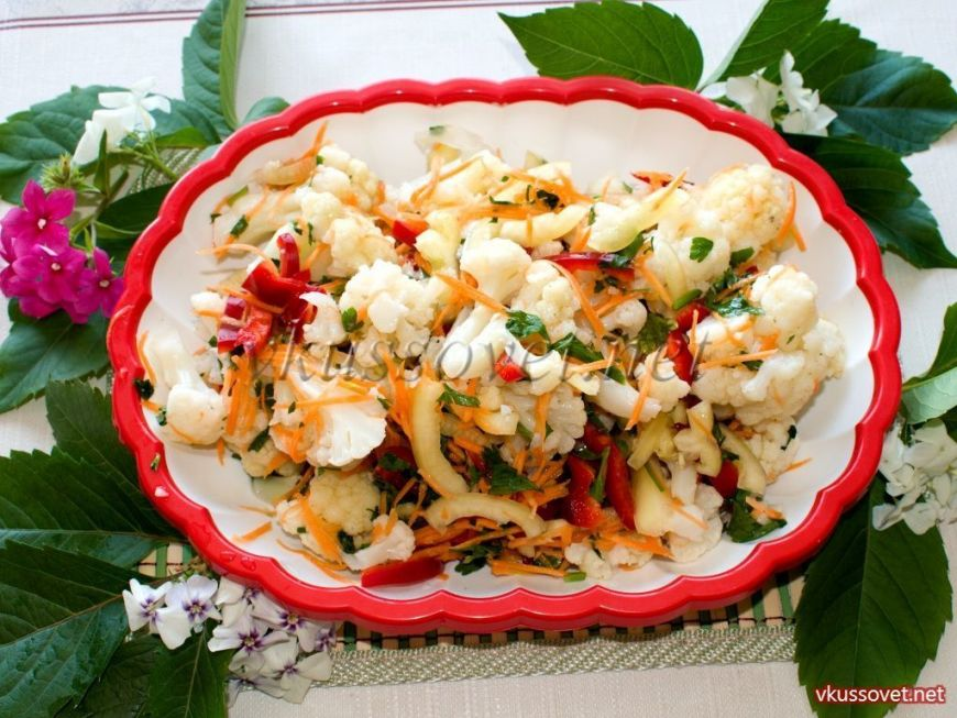 Салат из морковка по корейски