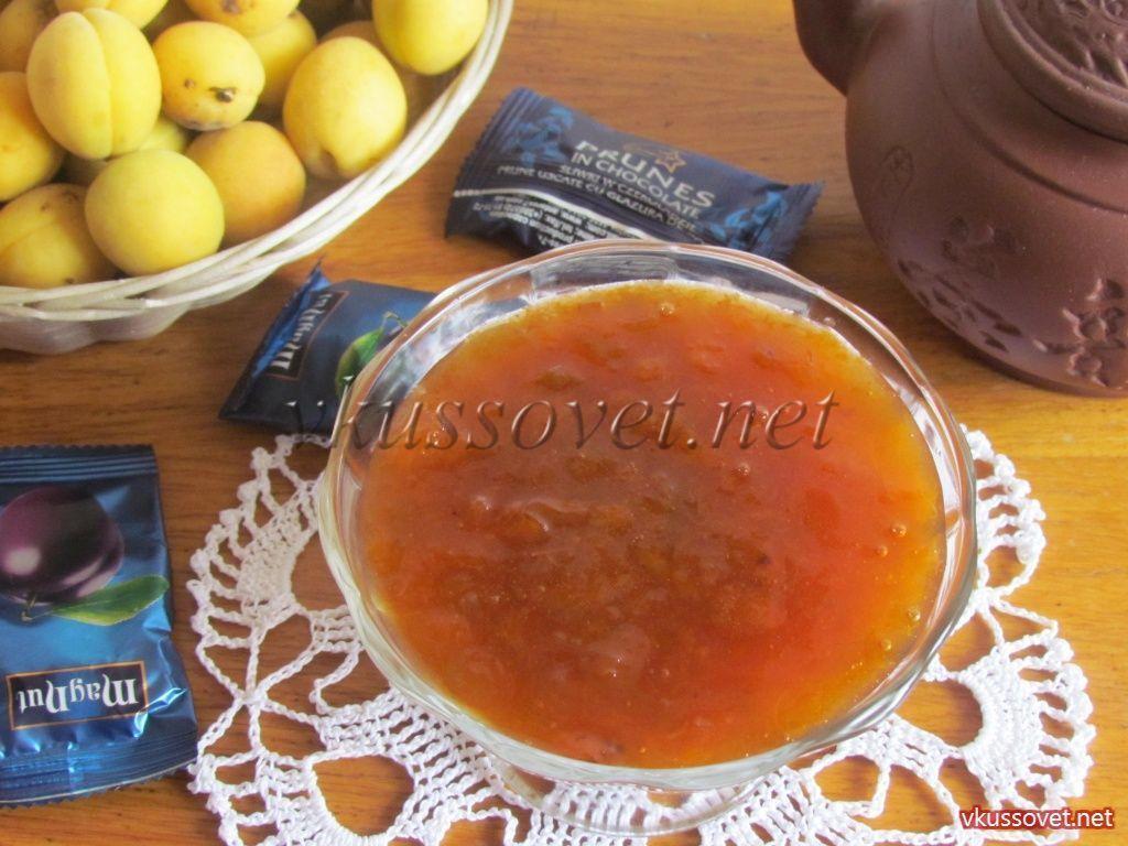 Варенье из абрикосов в домашних условиях пошаговый рецепт с фото